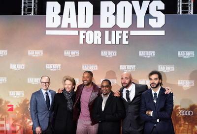 Alfombra roja de la cinta Bad Boys for Life llega a Berlín