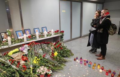 En el accidente del avión ucraniano en Teherán, fallecieron 176 personas.