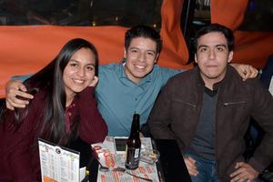 10012020 Pamela, Sergio y Josiel.