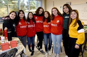 10012020 Avaney, Melissa, Majo, Enevi, Paulina, Ana, Mariana y Andrea.