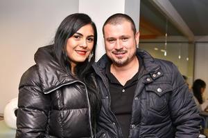 10012020 Gloria Rocha e Isaac Aguirre.