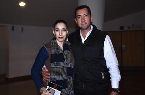 10012020 Dulce Rivera y Carlos García.
