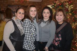 13012020 Sambra, Elena, Carmen y Rosy.