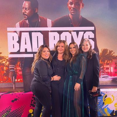 Premier de Bad Boys for Life arriba a Los Ángeles