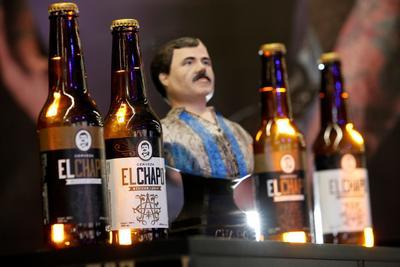 Marca dedicada a 'El Chapo' Guzmán incursiona en mercado de cerveza