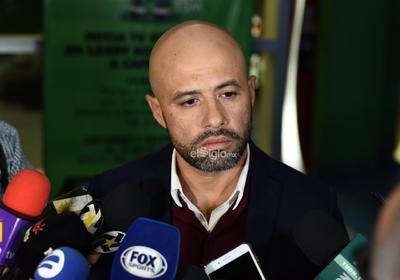 DANTE ELIZALDE GÓMEZ SANTOS LAGUNA     Entrevista Dante Elizalde Gómez Presidente del Club Santos Laguna