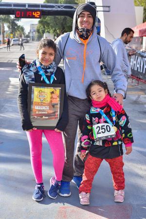 14012020 Sergio, Melanie y Fernanda.