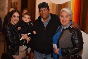 17012020 Ana Isabel, Santiago, Raúl y Malis.