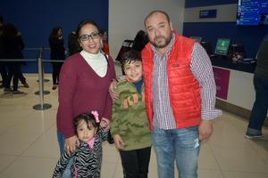 15012020 Luz, Enia, Tony y Jorge.