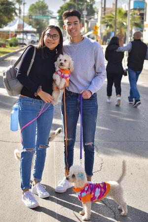 14012020 Diego y Paulina y sus mascotas.