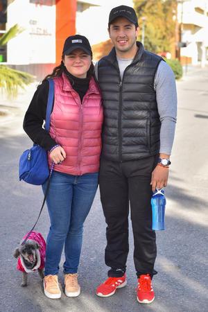 14012020 Marion, Sergio con Bonita.
