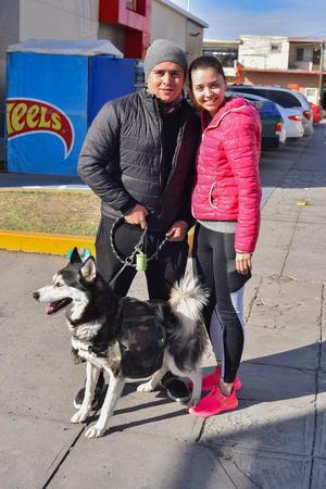14012020 Max, Marcela y Boros.