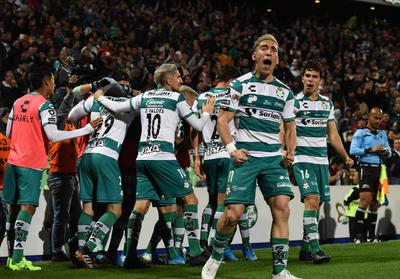 SANTOS-LEÓN CLAUSURA 2020     Santos Laguna vs León Torneo de clausura 2020 jornada 2 Liga MX Santos 3León 2 Segundo Tiempo