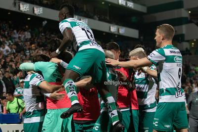 Gol de Diego Valdés    Santos vs León  Jornada 2 clausura 2019