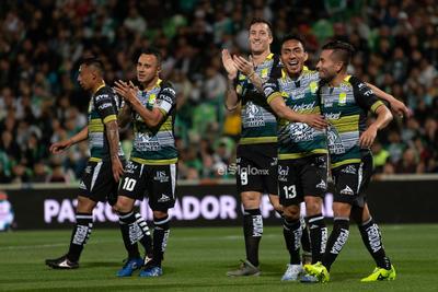 Gol de León     Santos vs León  Jornada 2 clausura 2019