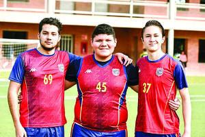 21012020 Brandon, Carlos y Axel.