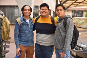 21012020 Miguel, Jaime y Fernando.