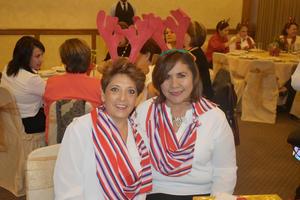 21012020 RECIENTE EVENTO.  María Elena y Macaria.