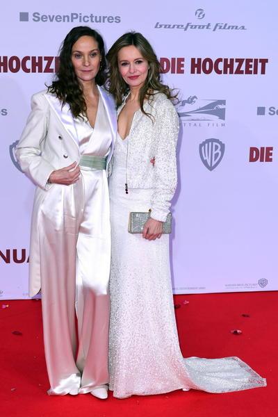 Jeanette Hain y Stefanie Stappenbeck