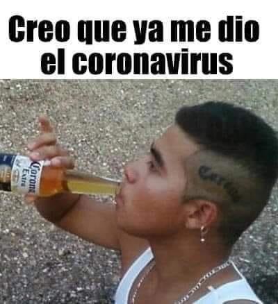 Resultado de imagen para coronavirus memes