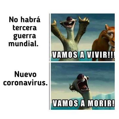 El Coronavirus llega a México y con él los memes