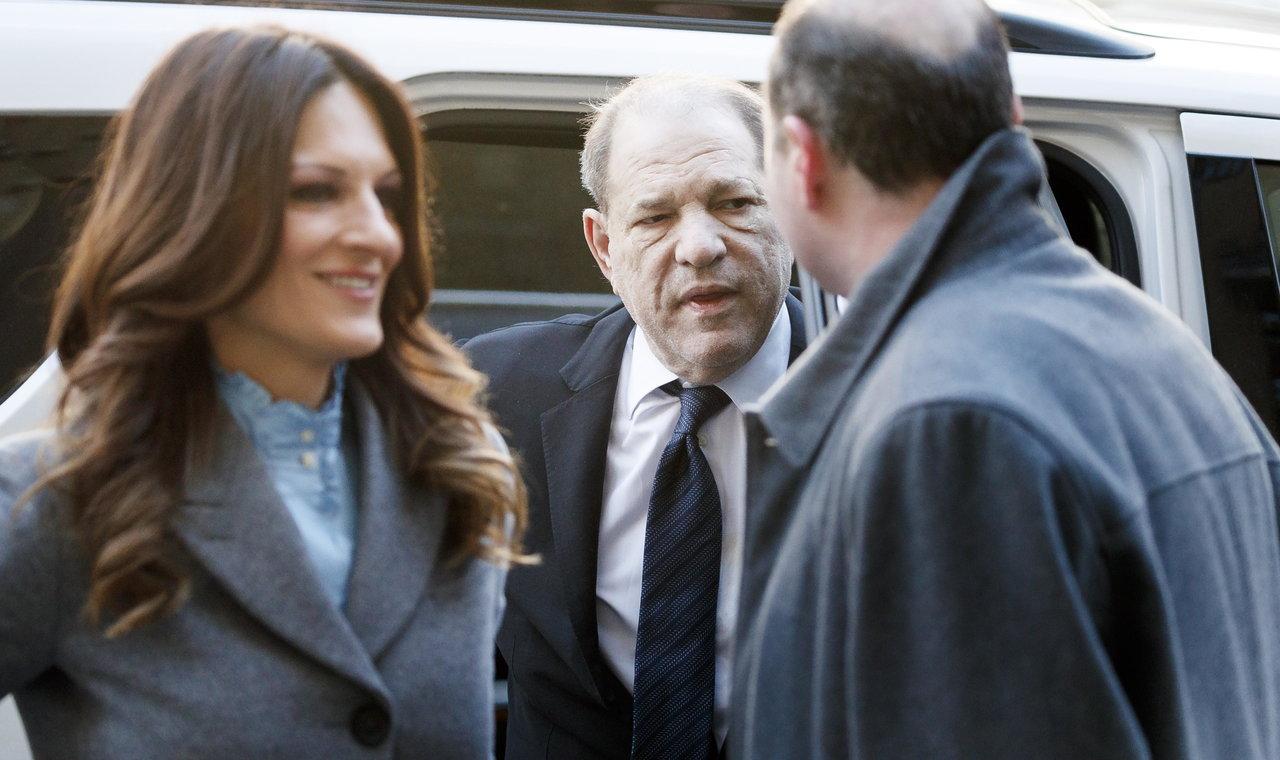 Comienza juicio de Harvey Weinstein por violación