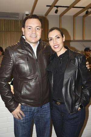 Manuel y Ana