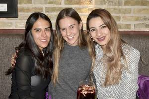 Ana Isabel, Ana Cristina y Kim