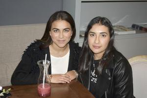 Andrea y Alondra