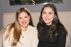 Karen y Ana.