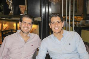 Luis y Fernando.