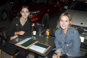 Mariana y Sandra