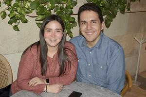 Mayra y Diego
