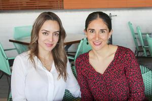 Paty y Lorena