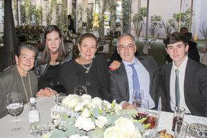 Familia Fernandez.