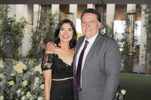 Malena y Ricardo.