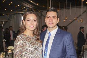 Mariana Guerrero y Alejandro Juan Marcos.