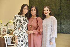 Ethel, Etelvina y Renata