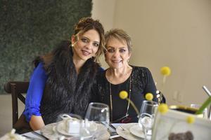 Margarita López Rebeca y Bárbara