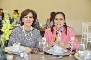 Mayela y Sandra