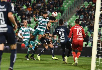 SANTOS VS PUMAS COPA MX    Santos Laguna vs Pumas UNAM octavos de final de Copa MX gol de Eduardo Aguirre