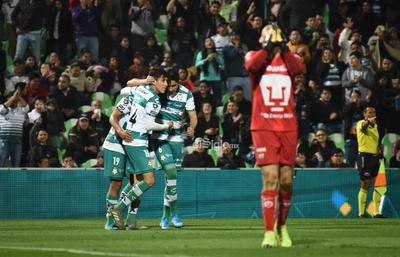 SANTOS VS PUMAS COPA MX    Santos Laguna vs Pumas UNAM octavos de final de Copa MX