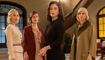 Las chicas del cable (14 de febrero)