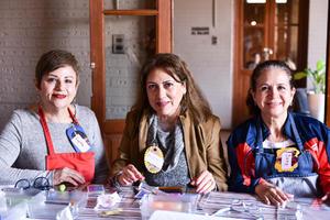 23012020 Lupita, Ana Lucía y Caro.