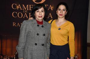 24012020 Lorely Cumplido y Lorena Pulido.