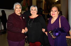 24012020 Vera, Martha y Deborah.