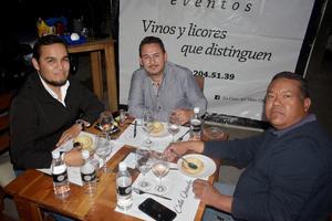 23012020 Roberto, Miguel y Melchor.