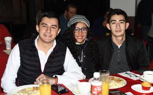 23012020 Bryan Cuevas, Ivonne Bonilla y Ángel Vázquez.