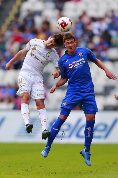 Santos Laguna cae ante Cruz Azul en el Estadio Azteca