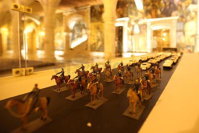 El Siglo de Durango platicó con José Luis Flores Meza, presidente del club, quien dio a conocer la invitación de la Secretaría de la Defensa Nacional (SEDENA) para llevar esta exposición del desfile militar.